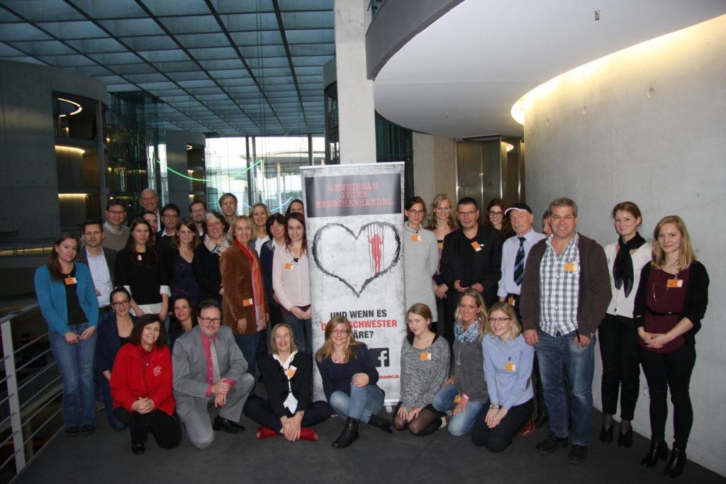 Mitgliederversammlung im März 2015