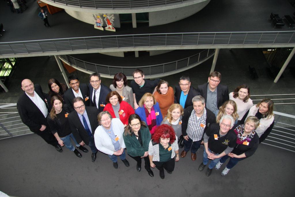 Mitgliederversammlung im März 2016