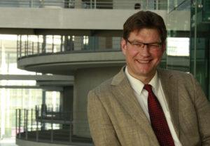 Uwe Heimowski, Beauftragter der DEA am Bundestag (Schriftführer)