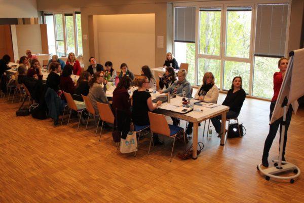 Team-Meeting Samstag 6