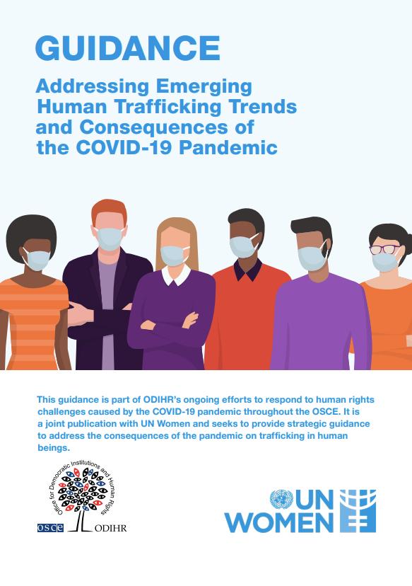Auswirkungen von Covid-19 auf den internationalen Menschenhandel